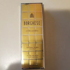 Borghese natural finish makeup